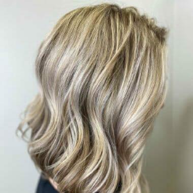 Spring Hair by Tori